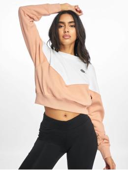 Nike Sweat & Pull Heritage Crew Fleece rose