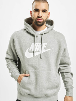 Nike Sweat capuche Club Hoodie Dark gris