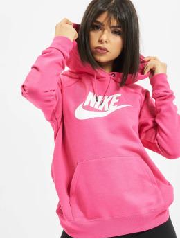Nike Sweat capuche Essential HBR  magenta