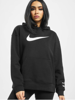 Nike Sweat capuche Swoosh  noir