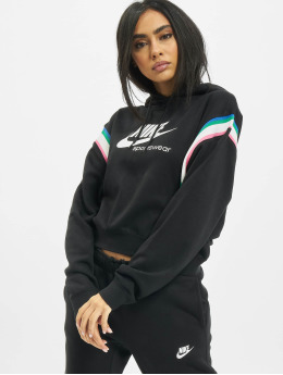 Nike Sweat capuche Heritage noir