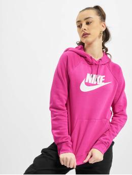 Nike Sweat capuche W Nsw Essntl Flc Gx rouge