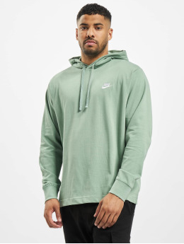 Nike | Club Hoodie vert Homme Sweat capuche 737860