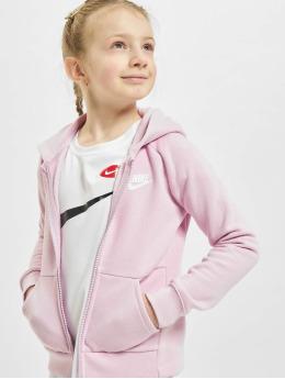 Nike Sweat capuche zippé Nkg Nike Pe Full Zip magenta