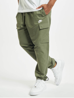 Nike Sweat Pant Woven Players  green