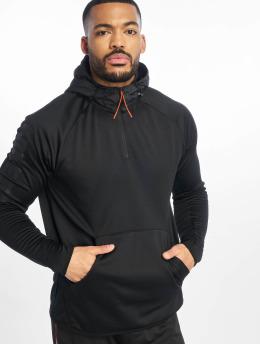 Nike Sweats capuche de Sport F.C. noir