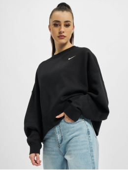 Nike Swetry Fleece Trend czarny