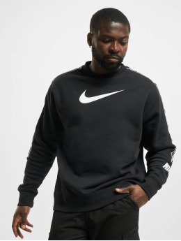 Nike Swetry Fleece czarny