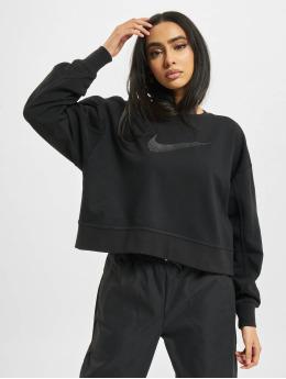 Nike Swetry W Nk Dry Get Fit Crew Swsh kolorowy