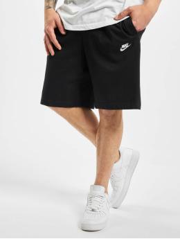Nike Szorty Club  czarny