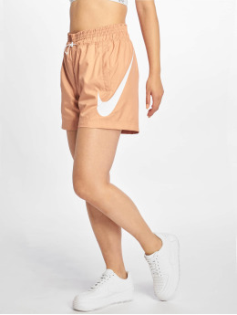 Nike Szorty Woven rózowy