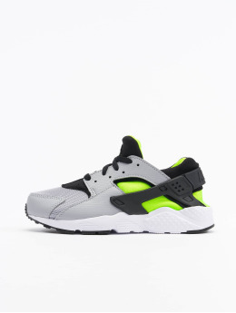 Nike Tøysko Huarache Run (PS) grå