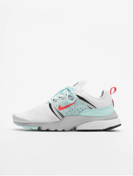 Nike Tøysko Presto Fly World hvit