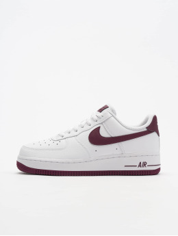 Nike Tøysko Air Force 1 '07 hvit