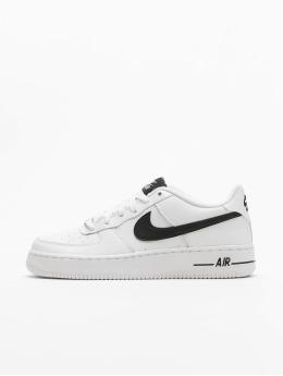 Nike Tøysko Air Force 1 AN20 (GS) hvit