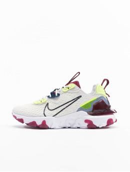 Nike Tøysko React Vision hvit
