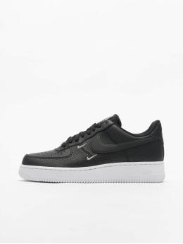 Nike Tøysko Air Force 1 '07 Ess svart