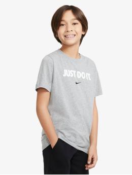Nike T-paidat SDI harmaa