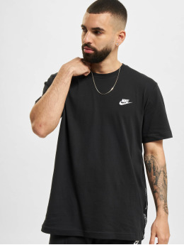 Nike T-paidat Knit  musta