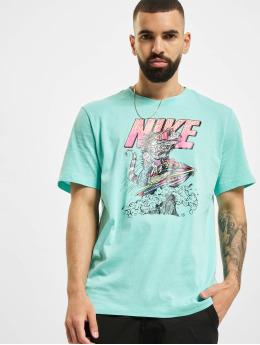 Nike T-paidat Jet Ski turkoosi