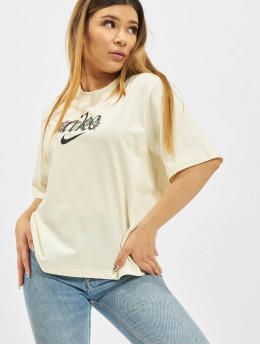 Nike T-paidat W Nsw Boxy Nature valkoinen