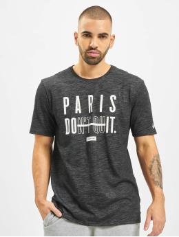 Nike T-Shirt Slub  black