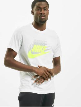 Nike T-Shirt Futura  blanc