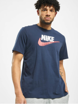 Nike T-Shirt Brand Mark bleu