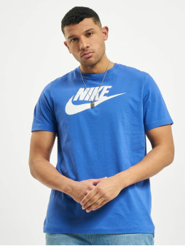 Nike T-Shirt M Nsw Icon Futura blue