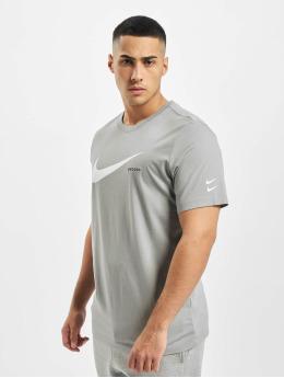 Nike T-Shirt HBR grau