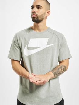 Nike t-shirt SS 1 grijs