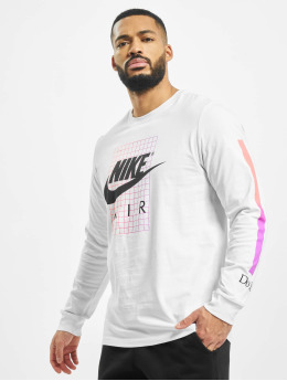 Nike T-Shirt manches longues SNKR CLTR 6 blanc
