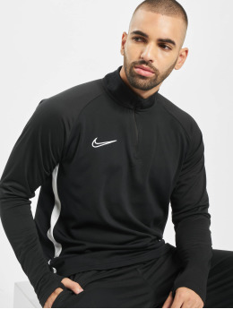 Nike T-Shirt manches longues Dry -Fit Academy noir