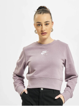 Nike T-Shirt manches longues W Nsw Air pourpre