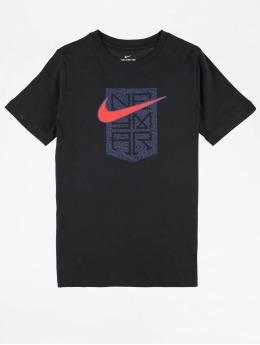 Nike T-shirt Neymar Hook nero