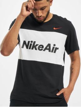 Nike Air SS T Shirt BlackWhite