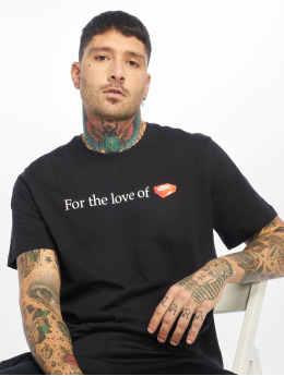 Nike T-Shirt FTWR Pack 3 schwarz