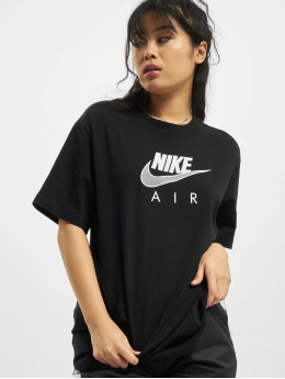Nike T-Shirt Air BF schwarz