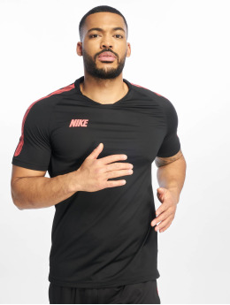 Nike t-shirt Squad zwart