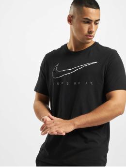 Nike t-shirt DFC Vill  zwart