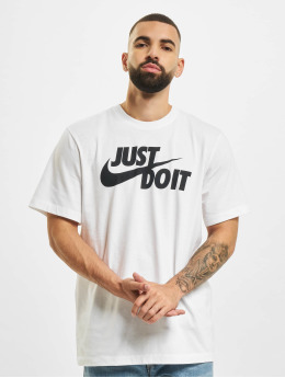 Nike T-shirts JustDo hvid