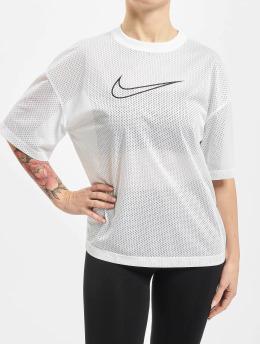 Nike T-shirts Mesh  hvid