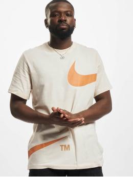 Nike T-Shirty Statement GX bezowy