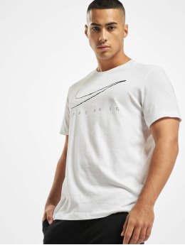 Nike T-Shirty DFC Vill  bialy