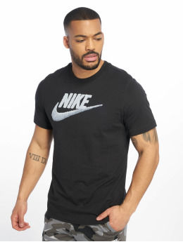 Nike T-Shirty Brand Mark czarny