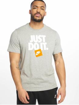 Nike T-Shirty HBR 3 szary