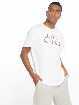 Nike T-skjorter JDI hvit