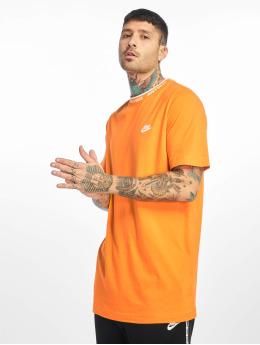 Nike T-skjorter JDI  oransje