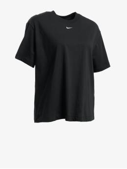 Nike T-skjorter Essential SS BF svart