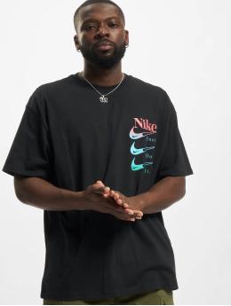 Nike T-skjorter DNA M90 2 svart